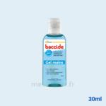 Baccide Gel Mains Désinfectant Sans Rinçage 30ml à Ustaritz