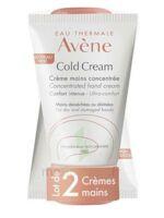 Avène Eau Thermale Cold Cream Duo Crème Mains 2x50ml à Ustaritz