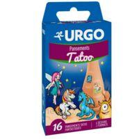 Urgo Pansement Protecteur Tatoo B/16 à Ustaritz