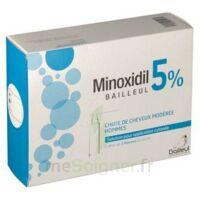 Minoxidil Bailleul 5 % Solution Pour Application Cutanée 3 Fl/60ml à Ustaritz