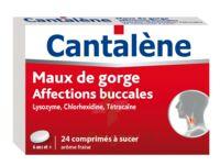 Cantalene, Comprimé à Sucer à Ustaritz