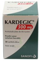 Kardegic 300 Mg, Poudre Pour Solution Buvable En Sachet à Ustaritz