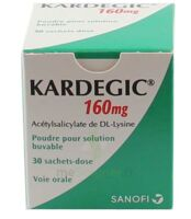 Kardegic 160 Mg, Poudre Pour Solution Buvable En Sachet à Ustaritz