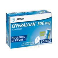 Efferalgan 500 Mg, Comprimé Orodispersible à Ustaritz
