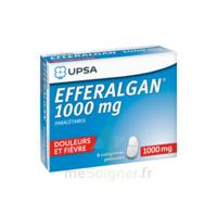 Efferalgan 1000 Mg Comprimés Pelliculés Plq/8 à Ustaritz