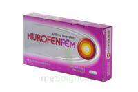 Nurofenfem 400 Mg, Comprimé Pelliculé à Ustaritz
