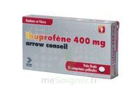 Ibuprofene Arrow Conseil 400 Mg, Comprimé Pelliculé à Ustaritz