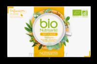 Nutrisanté Infusions Bio Tisane Régulation Des Sucres 20 Sachets à Ustaritz