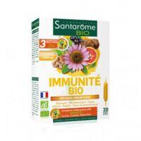 Santarome Bio Immunité Solution Buvable 20 Ampoules/10ml à Ustaritz
