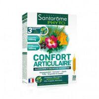 Santarome Bio Confort Articulaire Solution Buvable 20 Ampoules/10ml à Ustaritz