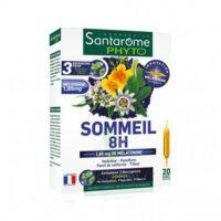 Santarome Bio Sommeil 8h Solution Buvable 20 Ampoules/10ml à Ustaritz