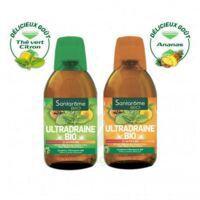 Ultradraine Bio Solution Buvable Thé Vert Citron Fl/500ml à Ustaritz