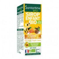 Santarome Bio Sirop Fortifiant Enfant Fl/150ml à Ustaritz