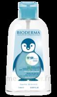 Abcderm H2o Solution Sans Rinçage Nettoyante Bébé Fl Pompe/1l à Ustaritz