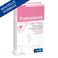 Pileje Feminabiane Cbu Flash - Nouvelle Formule 20 Comprimés à Ustaritz