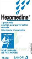 Hexomedine 1 Pour Mille, Solution Pour Pulvérisation Cutanée En Flacon Pressurisé à Ustaritz