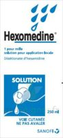 Hexomedine 1 Pour Mille S Appl Loc Fl/250ml à Ustaritz