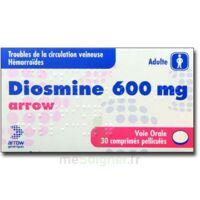 Diosmine Arrow 600 Mg, Comprimé Pelliculé à Ustaritz
