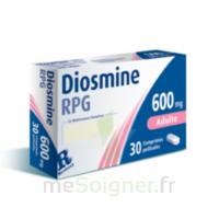 Diosmine Rpg 600 Mg, Comprimé Pelliculé à Ustaritz