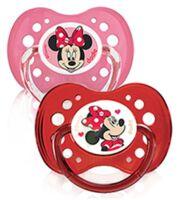 Dodie Disney Sucettes Silicone +18 Mois Minnie Duo à Ustaritz