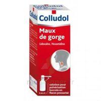 Colludol Solution Pour Pulvérisation Buccale En Flacon Pressurisé Fl/30 Ml + Embout Buccal à Ustaritz
