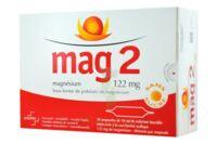 Mag 2 122 Mg S Buv En Ampoule Sans Sucre édulcoré à La Saccharine Sodique 30amp/10ml à Ustaritz