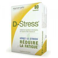 D-stress, Boite De 80 à Ustaritz
