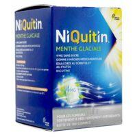 Niquitin 4 Mg Gom à Mâcher Médic Menthe Glaciale Sans Sucre Plq Pvc/pvdc/alu/100 à Ustaritz