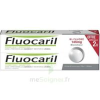 Fluocaril Bi-fluoré 145 Mg Pâte Dentifrice Blancheur 2*75ml à Ustaritz