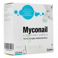 Myconail 80 Mg/g, Vernis à Ongles Médicamenteux à Ustaritz