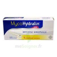 Mycohydralin 500 Mg, Comprimé Vaginal à Ustaritz