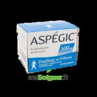 Aspegic 500 Mg, Poudre Pour Solution Buvable En Sachet-dose 20 à Ustaritz