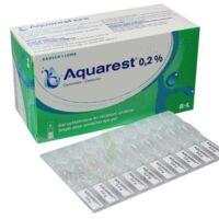 Aquarest 0,2 %, Gel Opthalmique En Récipient Unidose à Ustaritz