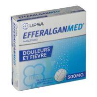 Efferalganmed 500 Mg, Comprimé Effervescent Sécable à Ustaritz