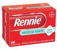 Rennie Sans Sucre, Comprimé à Croquer à Ustaritz