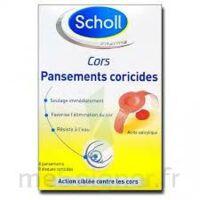 Scholl Pansements Coricides Cors à Ustaritz