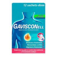 Gavisconell Suspension Buvable Sachet-dose Menthe Sans Sucre 12sach/10ml à Ustaritz