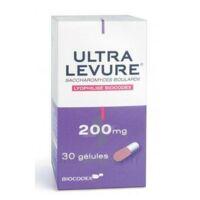 Ultra-levure 200 Mg Gélules Fl/30 à Ustaritz