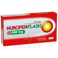 Nurofenflash 400 Mg Comprimés Pelliculés Plq/12 à Ustaritz