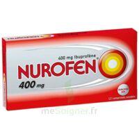 Nurofen 400 Mg Comprimés Enrobés Plq/12 à Ustaritz