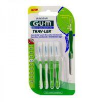 Gum Trav - Ler, 1,1 Mm, Manche Vert , Blister 4 à Ustaritz