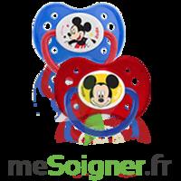 Dodie Disney Sucette Anatomique Silicone +6mois Mickey Lot/2 à Ustaritz