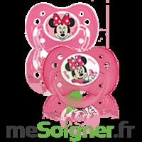 Dodie Disney Sucette Anatomique Silicone +6mois Minnie Lot/2 à Ustaritz