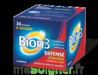 Bion 3 Défense Junior Comprimés à Croquer Framboise B/30 à Ustaritz