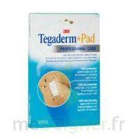 Tegaderm + Pad, 5 Cm X 7 Cm , Bt 5 à Ustaritz