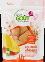 Good Goût Alimentation Infantile Carré Mangue Sachet/50g à Ustaritz