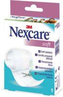 Nexcare Soft Pansement à Découper Blanc 8cmx1m à Ustaritz
