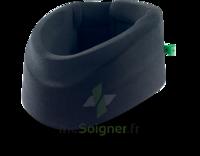 Cervix 2 Collier Cervical Semi Rigide Noir/vert H7,5cmt3 à Ustaritz