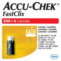 Accu-chek Fastclix Lancettes B/204 à Ustaritz