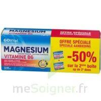 Govital Magnésium Vitamine B6 Comprimés 2*b/45 à Ustaritz